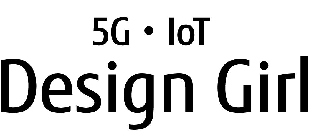 5Gデザインガール